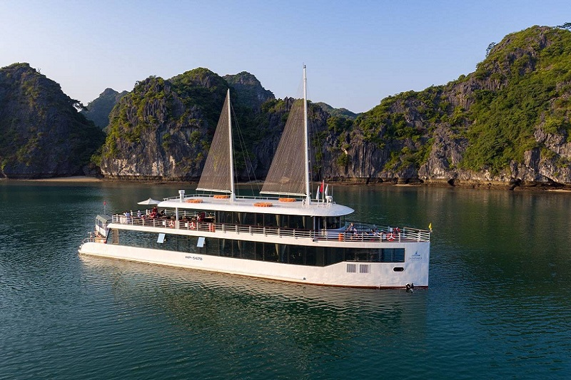 JADE SAILS - HALONG & LAN HA BAY LUXURY DAY TOUR
